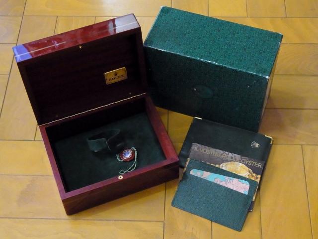 ★★ 貴重ロレックス 箱・ボックス デイトナ エルプリ 16528 金むく 売り切り!!!