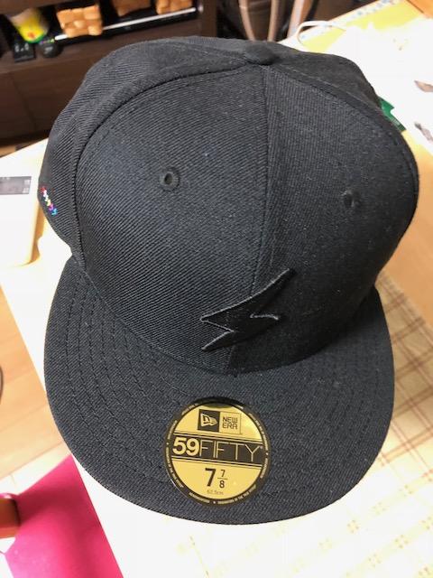 used でんぱ組.inc × New Era 「59FIFTY」キャップ