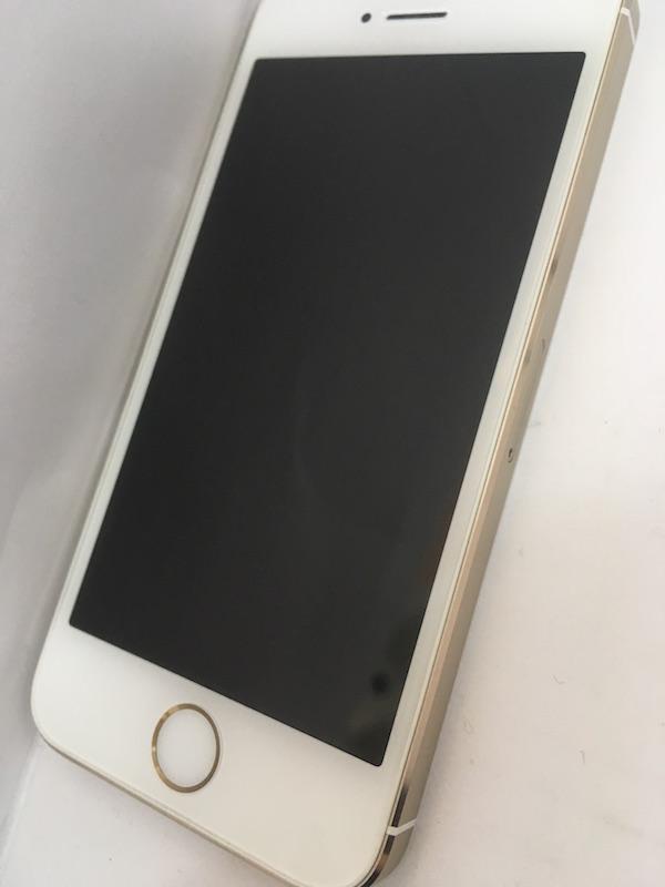 ☆ 白ロム iPhone5s docomo 16GB ゴールド ドコモ ネットワーク制限 ◯判定 中古_画像4