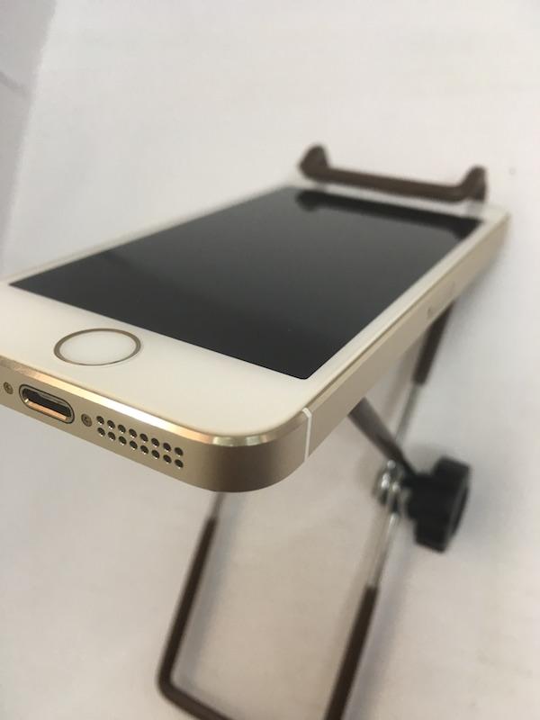 ☆ 白ロム iPhone5s docomo 16GB ゴールド ドコモ ネットワーク制限 ◯判定 中古_画像8
