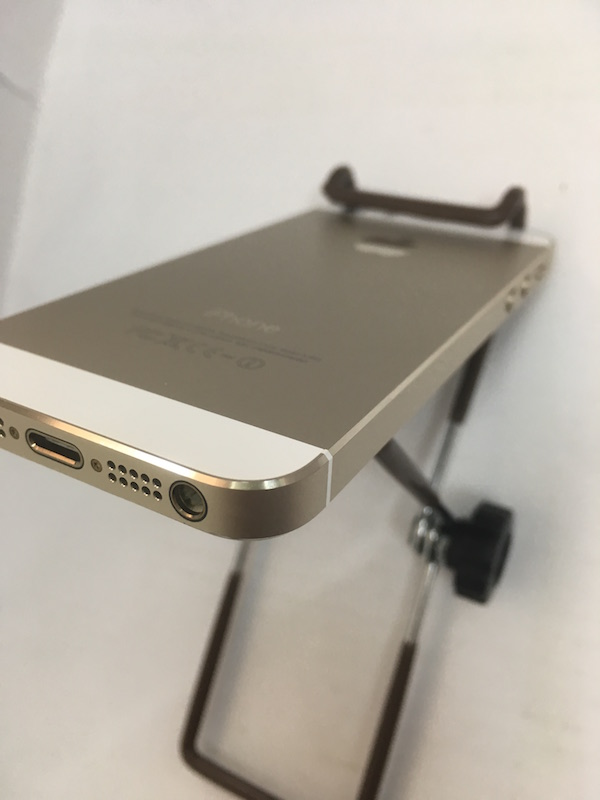 ☆ 白ロム iPhone5s docomo 16GB ゴールド ドコモ ネットワーク制限 ◯判定 中古_画像7