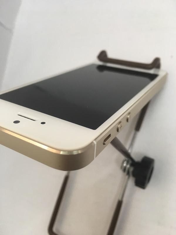 ☆ 白ロム iPhone5s docomo 16GB ゴールド ドコモ ネットワーク制限 ◯判定 中古_画像6