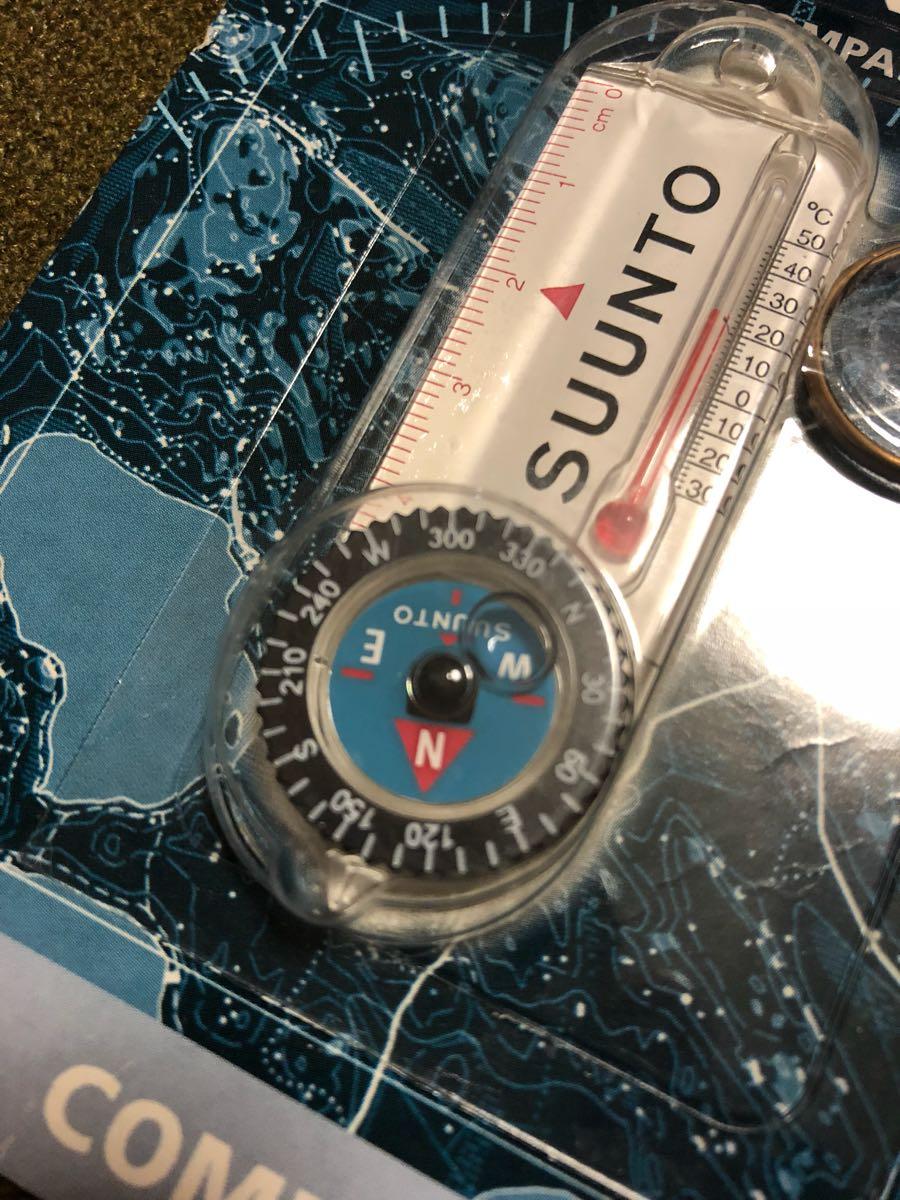 SUUNTO スント COMET コメット 温度計 コンパス 新品未使用 定形外送料140円_画像3