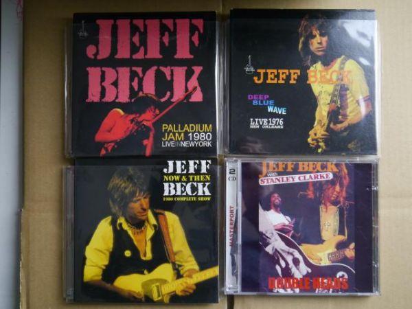 ジェフ・ベック【コレクターズ盤CD28種】Jeff Beck【その4】