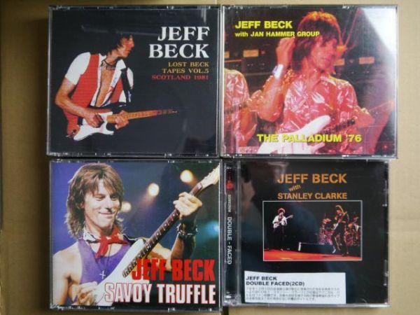 ジェフ・ベック【コレクターズ盤CD28種】Jeff Beck【その4】 _画像3