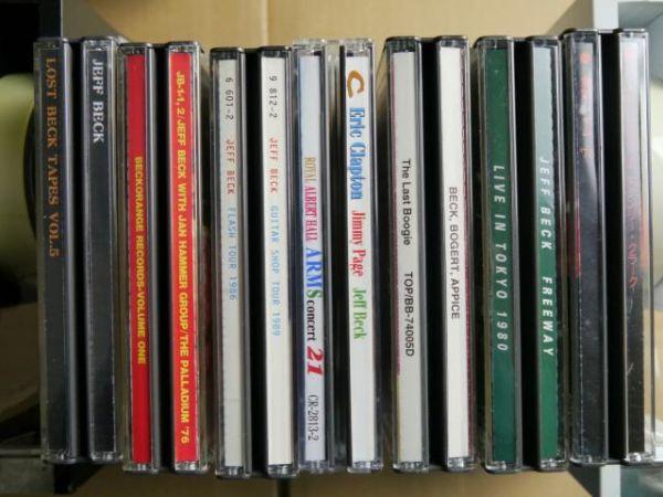ジェフ・ベック【コレクターズ盤CD28種】Jeff Beck【その4】 _画像8