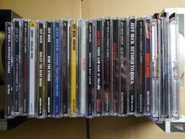 ジェフ・ベック【コレクターズ盤CD28種】Jeff Beck【その4】 _画像9