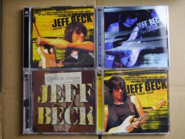 ジェフ・ベック【コレクターズ盤CD28種】Jeff Beck【その4】 _画像5