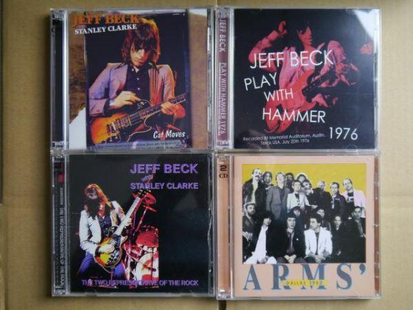 ジェフ・ベック【コレクターズ盤CD28種】Jeff Beck【その4】 _画像4