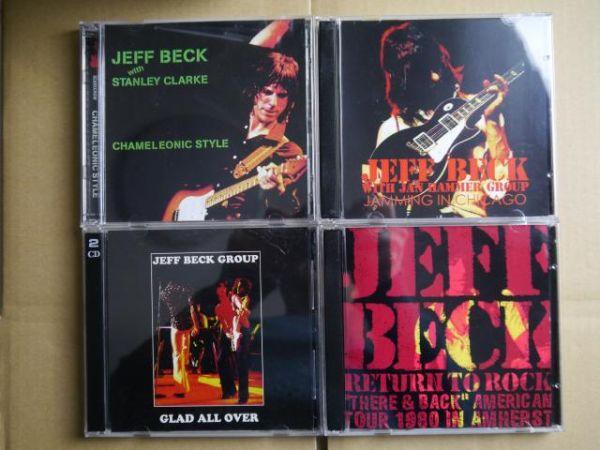 ジェフ・ベック【コレクターズ盤CD28種】Jeff Beck【その4】 _画像7