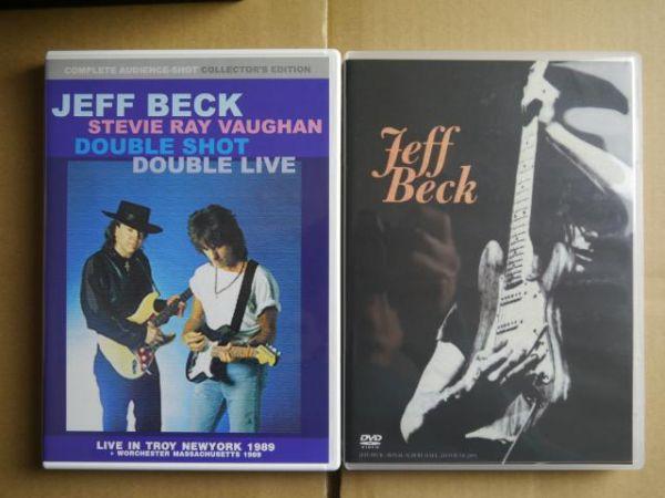 ジェフ・ベック【コレクターズ盤DVD13種+ブルーレイ3種】Jeff Beck【その2】_画像4