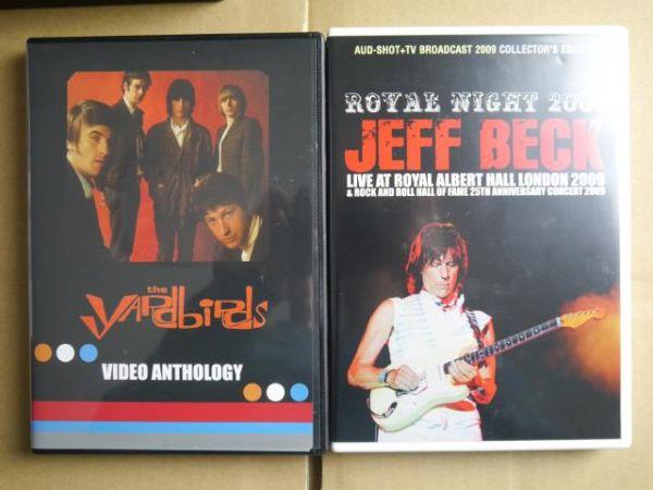 ジェフ・ベック【コレクターズ盤DVD13種+ブルーレイ3種】Jeff Beck【その2】_画像7