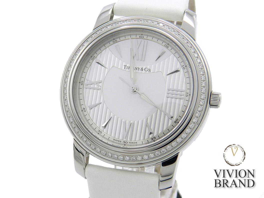 ◆新品◆送料無料◆ 正規品 Tiffany & Co. ティファニー Z0046.17.10B91A40A Mark マーク レディース 時計 モレラート ベルトプレゼント