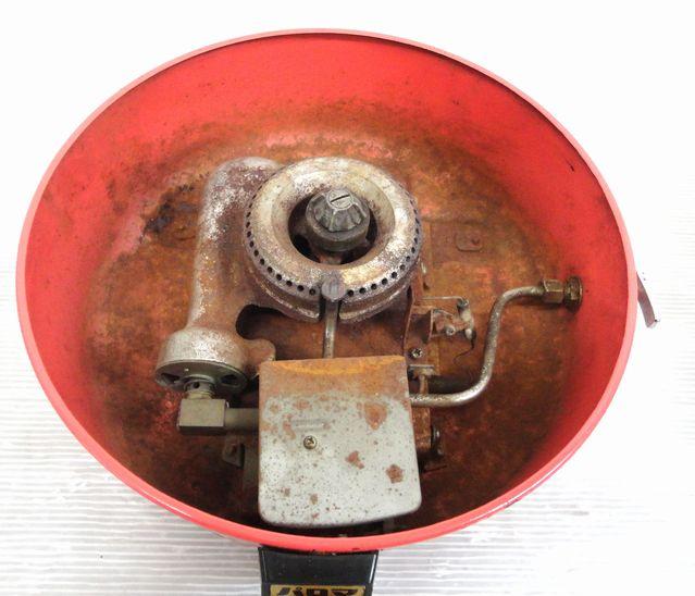 【Nか075】Paloma パロマ ガス炊飯器 3合~11合炊き 保温付き 2L LP プロパン ガス ジャー 業務用 食堂 店舗 レストラン 点火OK ジャンク_画像5