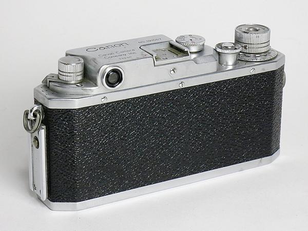 ☆キヤノン 4Sb 改型 50mm/1.8 付 /難有・現状_画像2