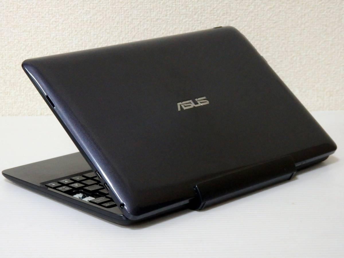 ASUS TransBook T100TA■クアッドコア Z3740 32GB■10.1型ワイド/タッチパネル■無線 USB3.0■キーボード付■最新 Win 10■Office 2016 _画像3