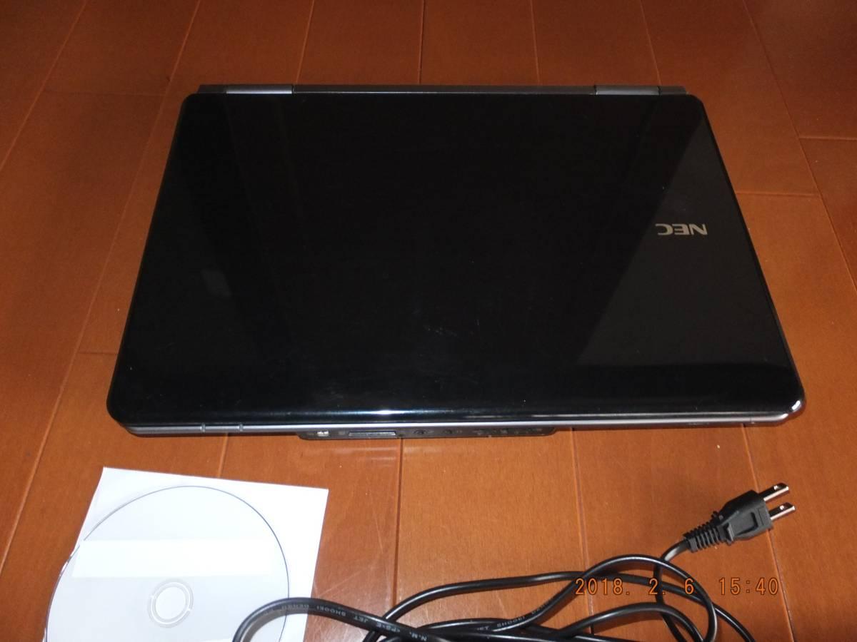 【最新Windows10】NEC ノートパソコン(SSD内臓4GB+HDD1TB)メモリ4GB/office2013☆_画像2