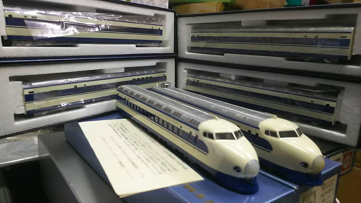 HO KTM(カツミ) 0系 山陽新幹線ウエストひかり 6両