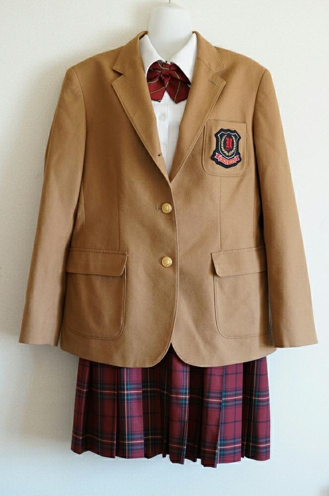 中村女子高校制服セット