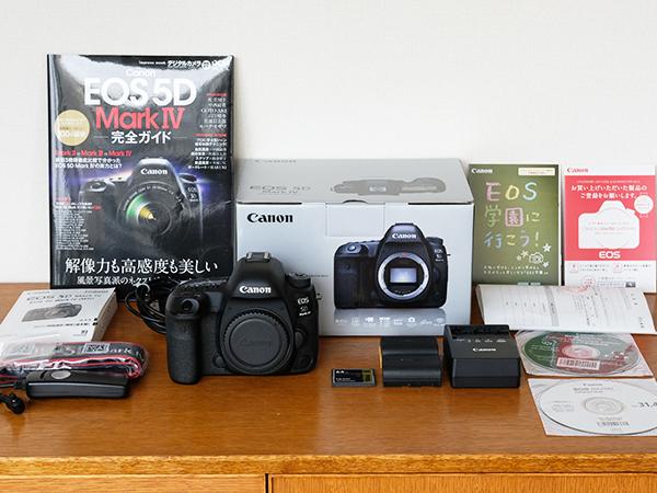 おまけ多数■Caon EOS 5D Mark IV ボディ■ キャノン 一眼レフ カメラ マーク4