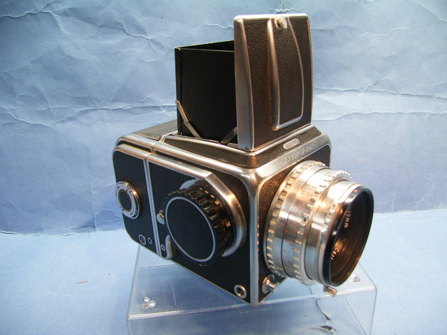 ハッセルブラッド HASSELBLAD 1000F Tessar 2.8/80mm