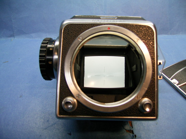 ハッセルブラッド HASSELBLAD 1000F Tessar 2.8/80mm_画像4