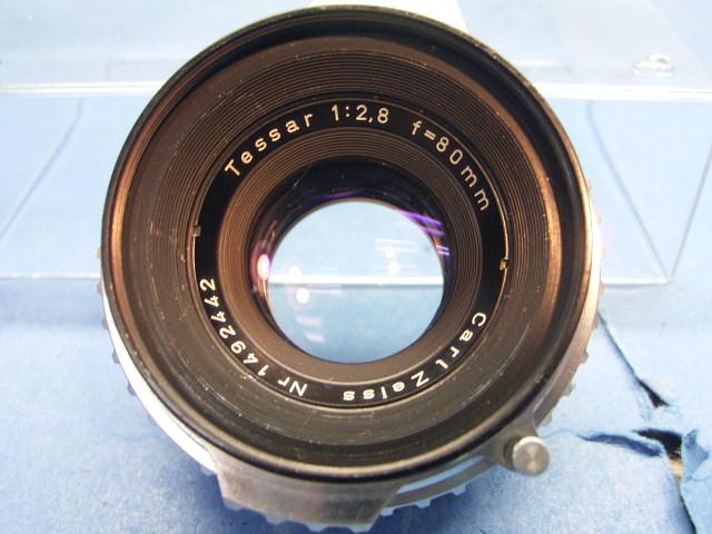ハッセルブラッド HASSELBLAD 1000F Tessar 2.8/80mm_画像9