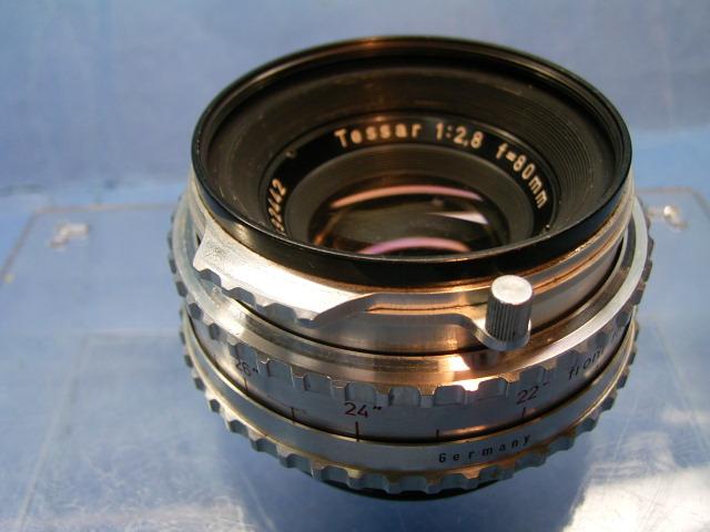 ハッセルブラッド HASSELBLAD 1000F Tessar 2.8/80mm_画像8