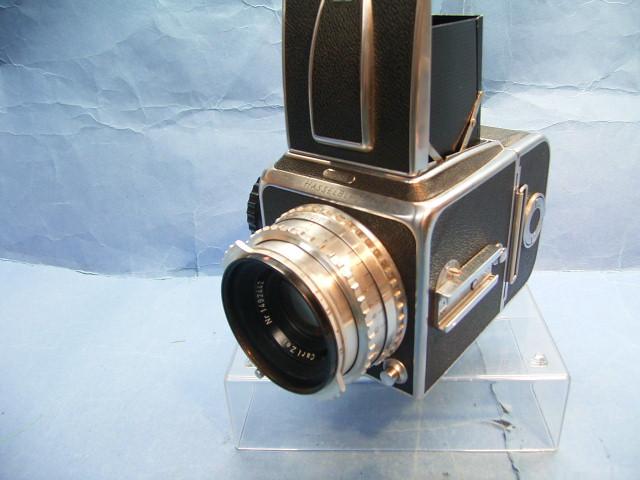 ハッセルブラッド HASSELBLAD 1000F Tessar 2.8/80mm_画像2