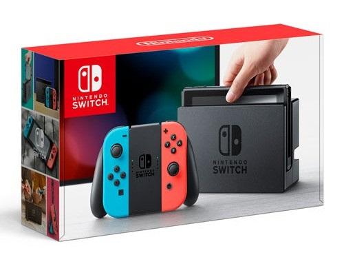 【新品未開封完品】Nintendo Switch Joy-Con (L) ネオンブルー/ (R) ネオンレッド