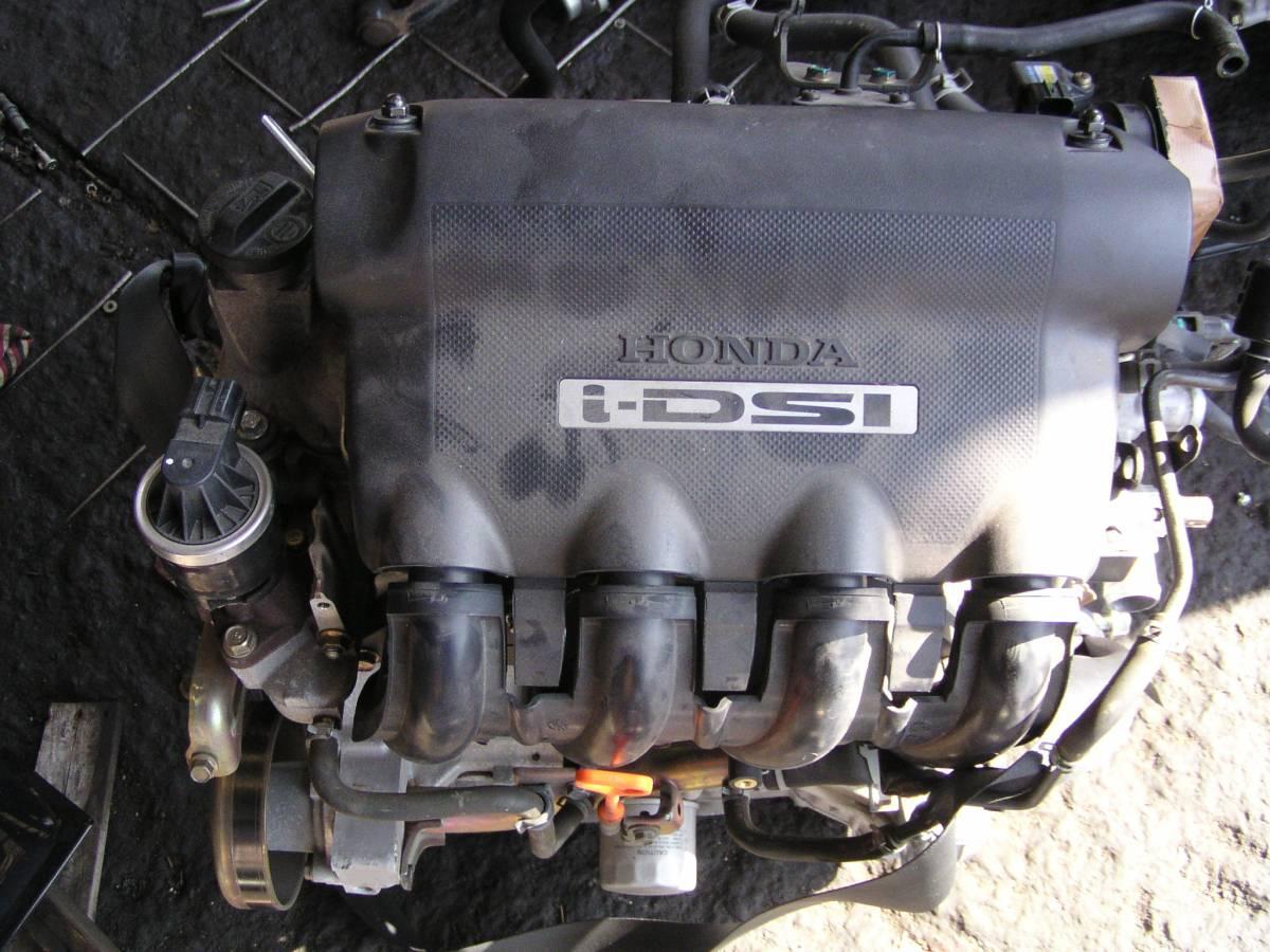 31189km フィット GD1 エンジン L13A_画像1
