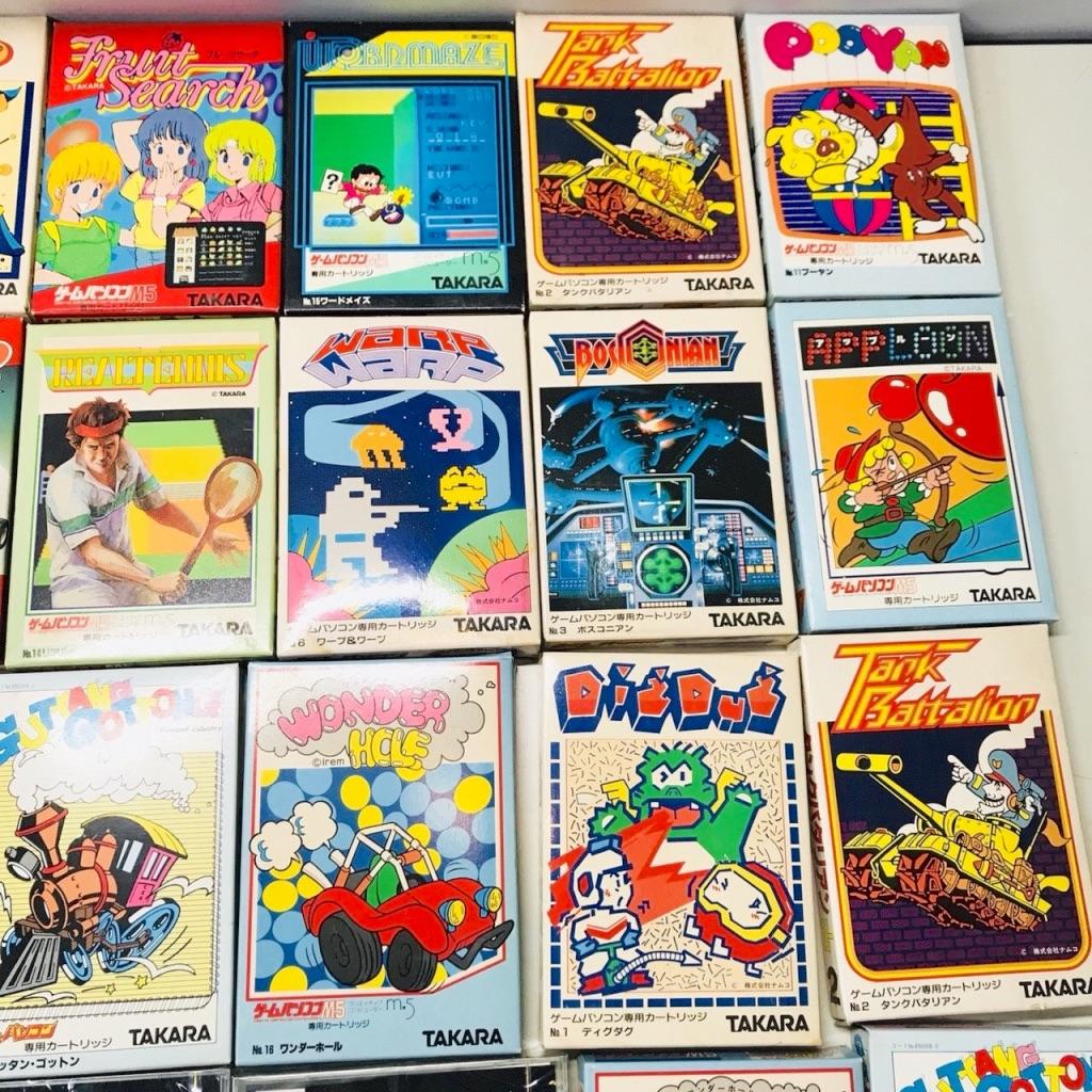 TAKARA ゲームパソコン ソフト まとめ 47本セット 新品あり ソリティア 他 18B033_画像3