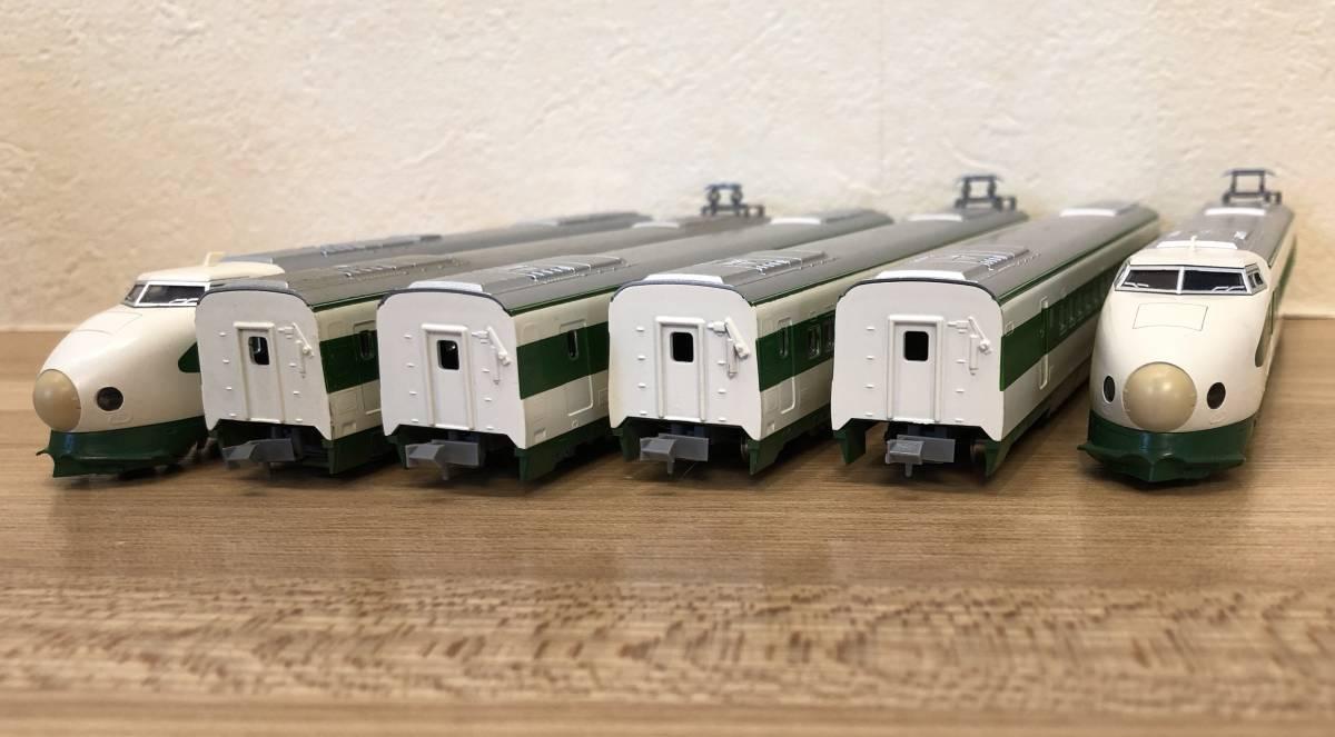 KATO 200系 東北・上越新幹線 6両セット 送料¥164~