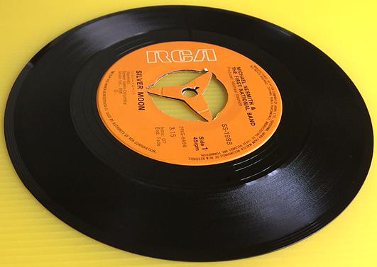 ★マイク・ネスミス「シルバー・ムーン」EP(1970年)初版ジャケSS-1988★_画像5