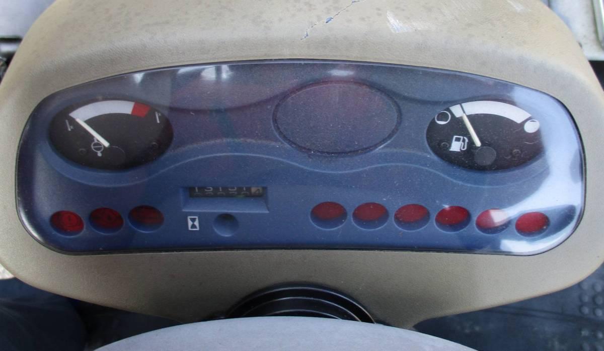 コマツ 中古 フォークリフト 1.5t ガソリン FG15C-16 2000年 揚高3m ノーパンクタイヤ 神戸から (KOMATSU 1500kg 即活躍の現役リフト)_画像6