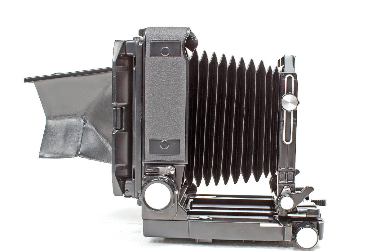 Delivery Free] TOYO FIELD 4 x 5 Toyofield 45 + Manufacturer Genuine Aluminum Case + Linhof Board Base トヨフィールド45 _画像6