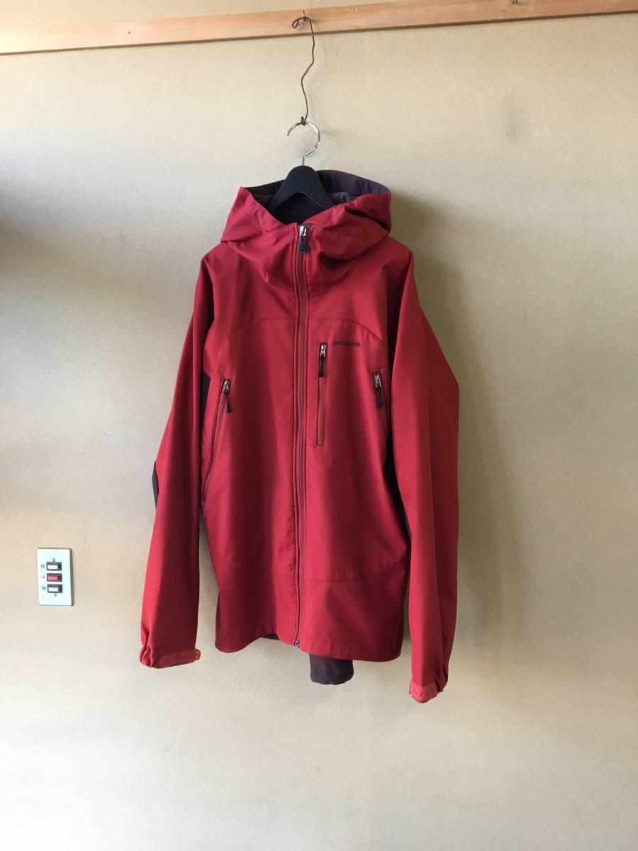 美品【Patagonia/パタゴニア】Mountain Parka Jacket sizeM マウンテンパーカー ジャケット ブルゾン メンズMサイズ