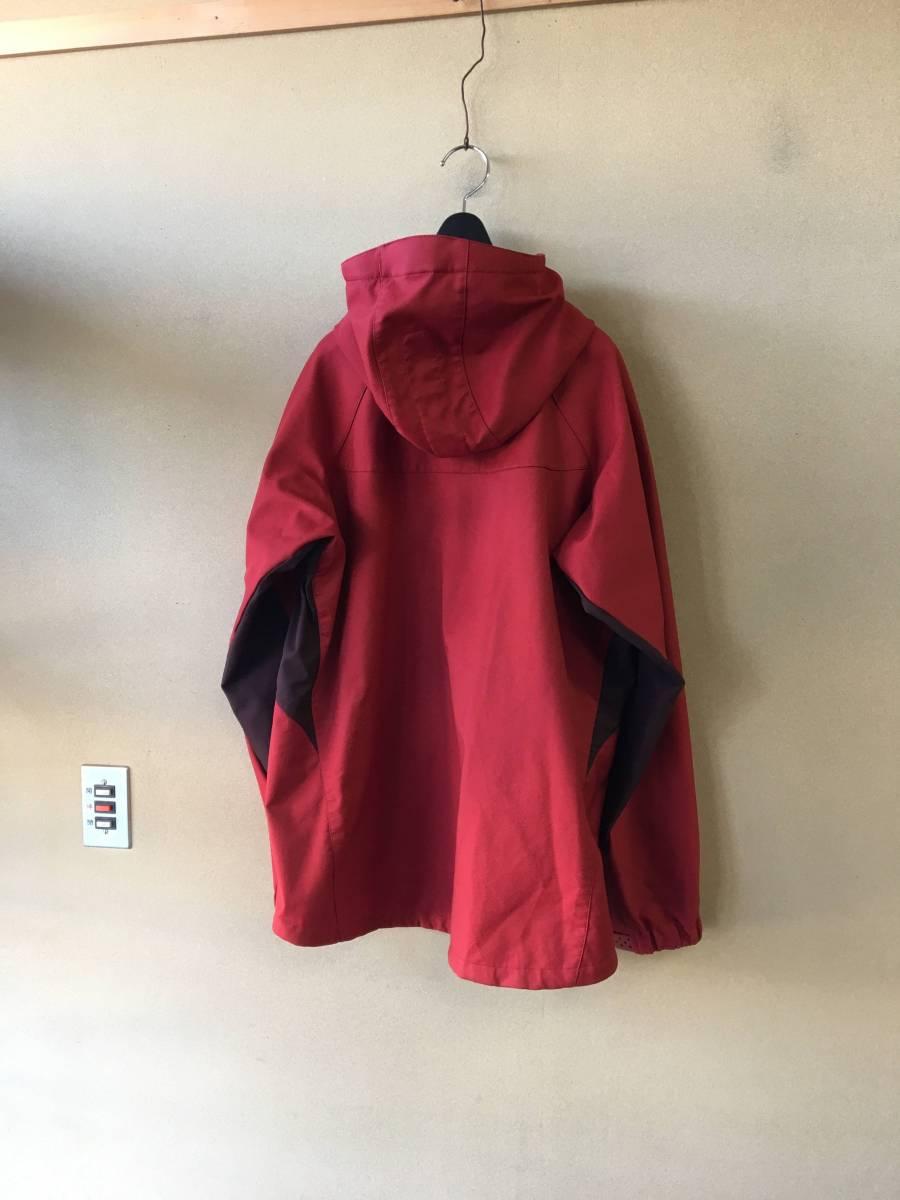 美品【Patagonia/パタゴニア】Mountain Parka Jacket sizeM マウンテンパーカー ジャケット ブルゾン メンズMサイズ_画像2