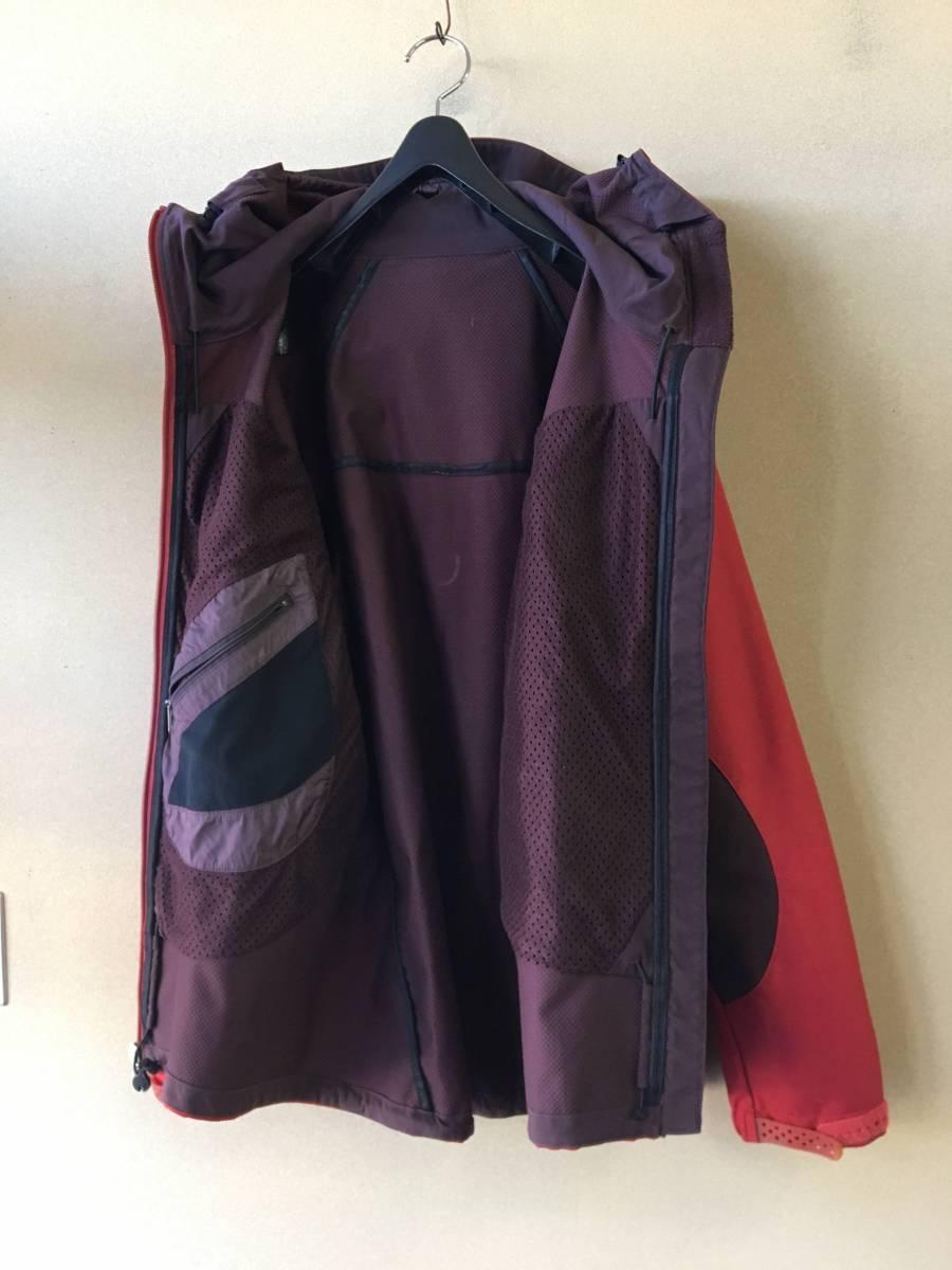 美品【Patagonia/パタゴニア】Mountain Parka Jacket sizeM マウンテンパーカー ジャケット ブルゾン メンズMサイズ_画像3