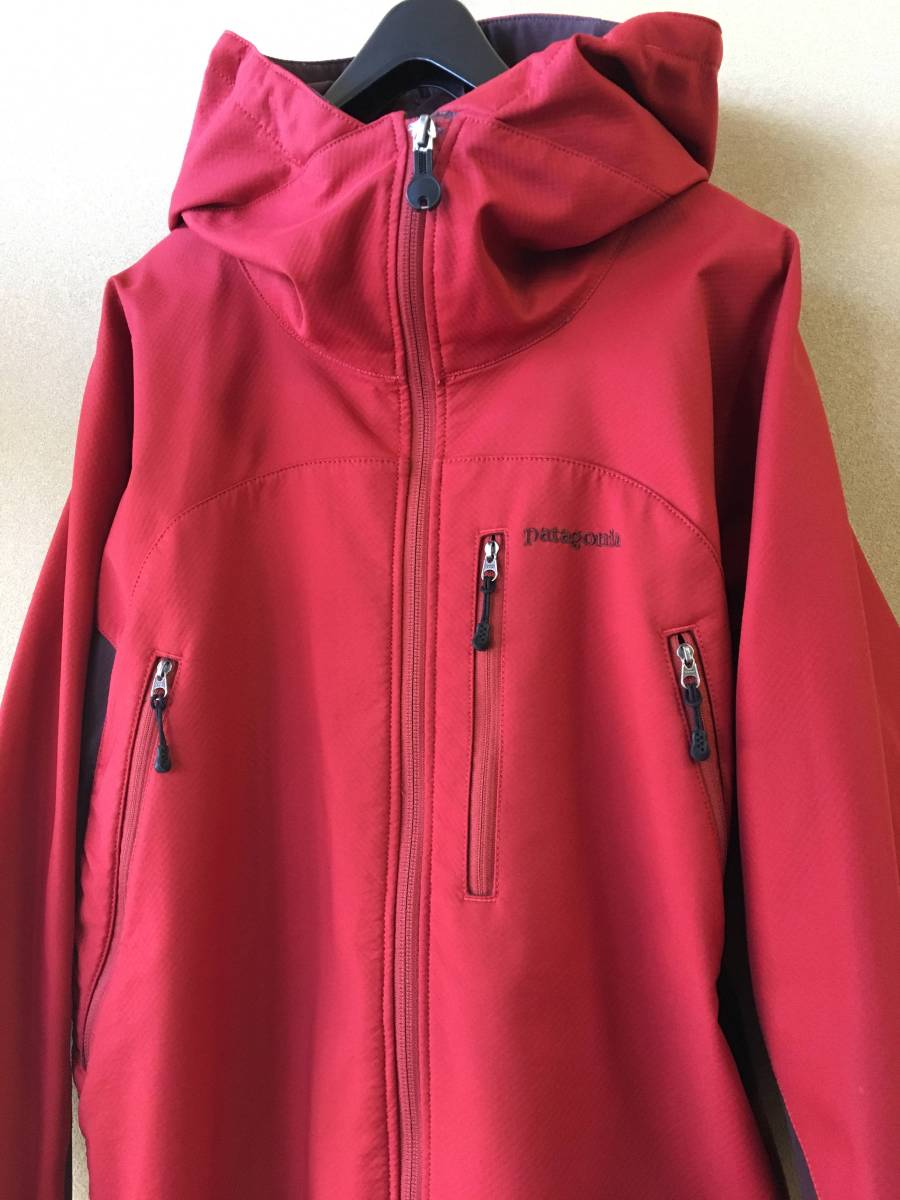 美品【Patagonia/パタゴニア】Mountain Parka Jacket sizeM マウンテンパーカー ジャケット ブルゾン メンズMサイズ_画像4