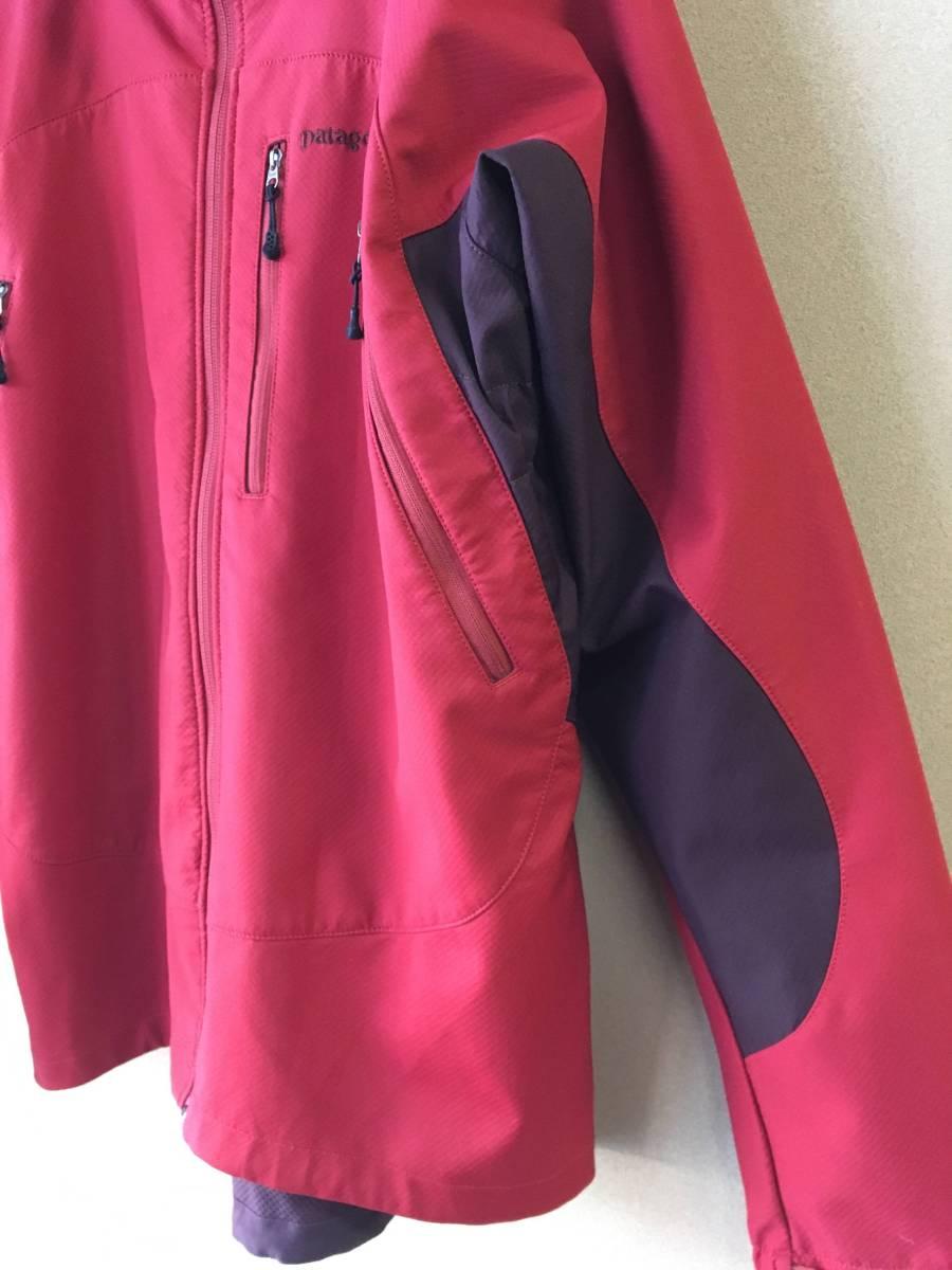 美品【Patagonia/パタゴニア】Mountain Parka Jacket sizeM マウンテンパーカー ジャケット ブルゾン メンズMサイズ_画像5