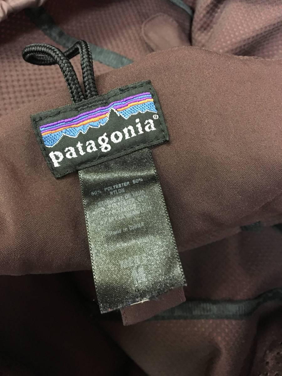 美品【Patagonia/パタゴニア】Mountain Parka Jacket sizeM マウンテンパーカー ジャケット ブルゾン メンズMサイズ_画像6