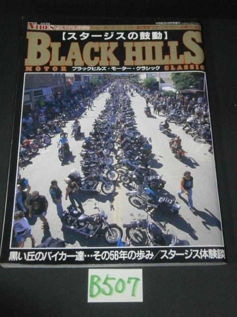 ☆本B507 バイブズ増刊 スタージスの鼓動 1996年 ブラックヒルズハーレー  クリックポスト発送 (ftw_画像1