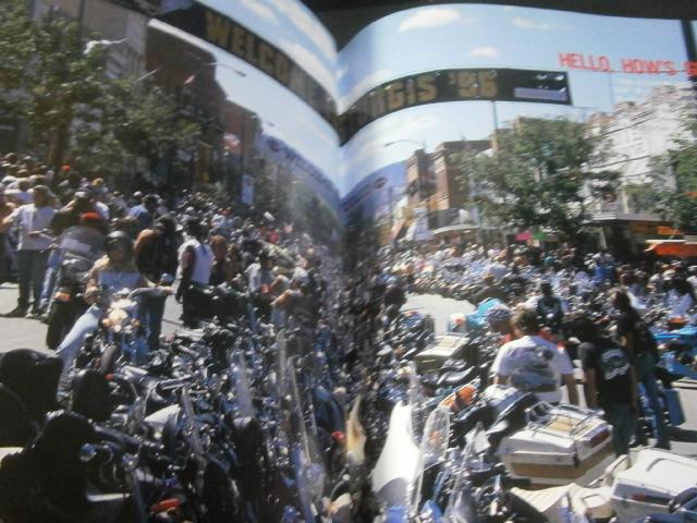 ☆本B507 バイブズ増刊 スタージスの鼓動 1996年 ブラックヒルズハーレー  クリックポスト発送 (ftw_画像4