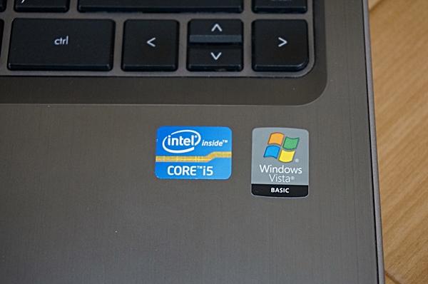 【現状】HP★15.6型ノート★Core i5/4GB★Windows7Pro★ProBook 4530S_画像4
