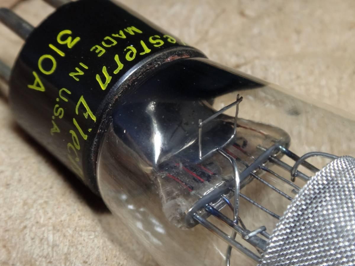 【希少真空管】 ウェスタンエレクトリック WE310Aメッシュプレート ペア、Western Electric WE310Aメッシュプレート ペア_画像5