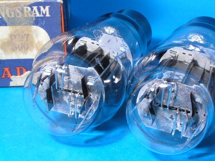 TUGSRAM P27/500(PX25同等管) 大型ST管 新品元箱入2本組_画像5