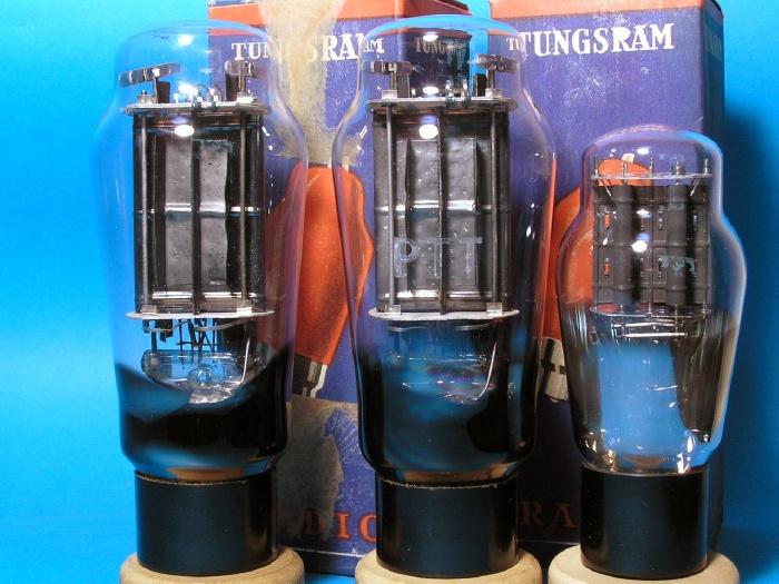 TUGSRAM P27/500(PX25同等管) 大型ST管 新品元箱入2本組
