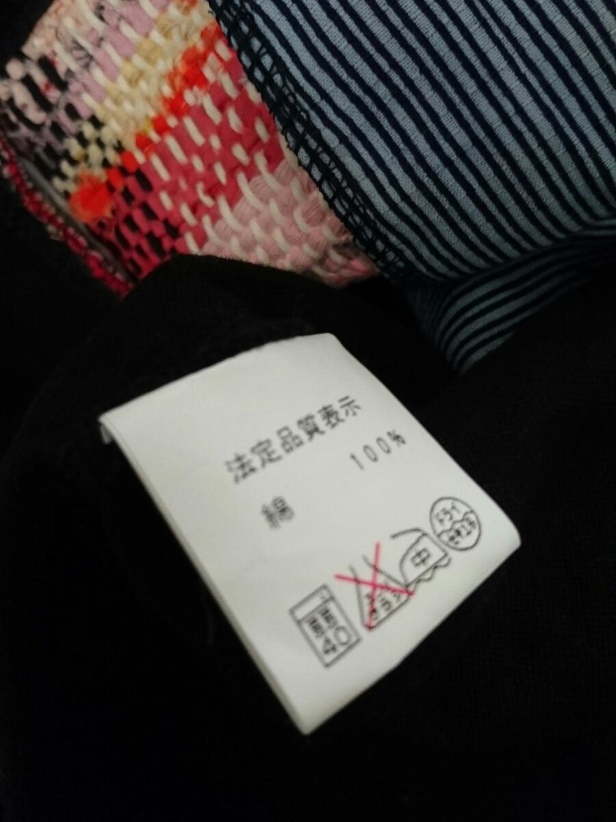 isara ジャケット いさら あんど 和 パッチワーク_画像5
