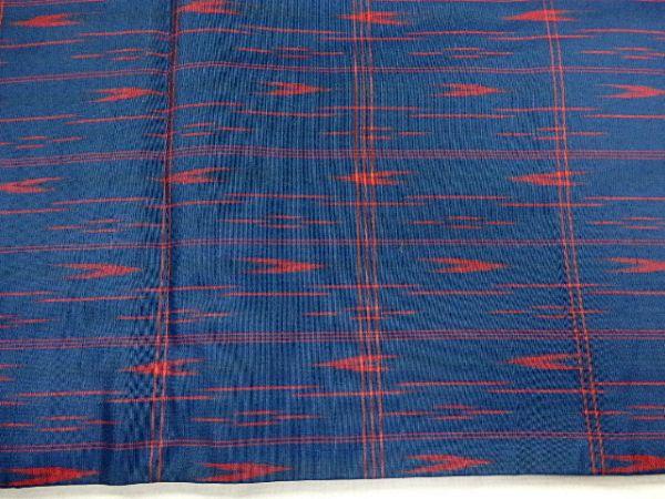 リユース・未使用・西陣織・紬きもの164cm・2206_画像2